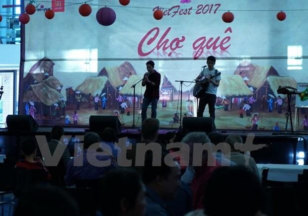 Vietnamese rural market goes vibrant in Australia hinh anh 1