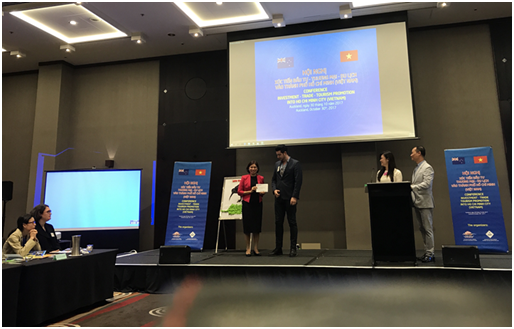 HCM City promotes trade, investment, tourism in New Zealand hinh anh 1