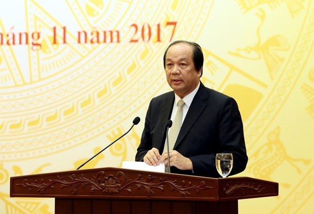 Gov't talks development mechanisms for HCM City: press conference hinh anh 1