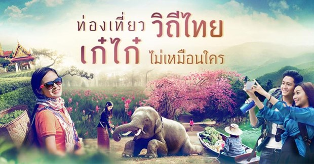 Thai tourism ministry to focus on unique Thai identity in 2018 campaign hinh anh 1