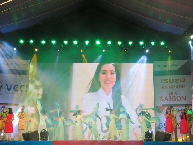 Vietnam-Japan culture festival underway in Can Tho hinh anh 1