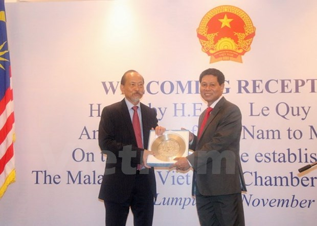 Commerce chamber hoped to boost Vietnam-Malaysia trade hinh anh 1