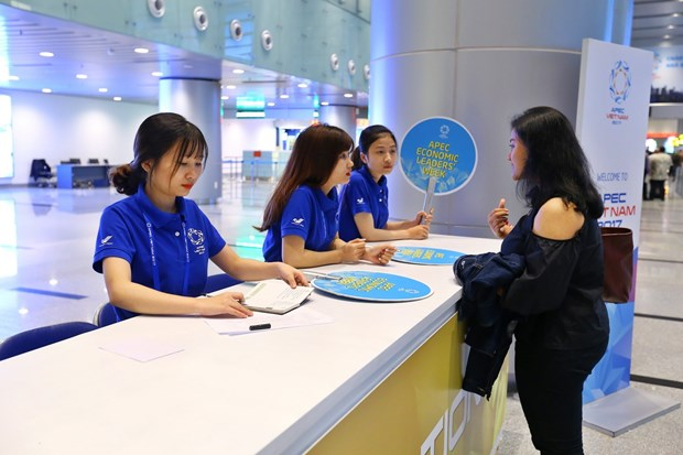 Da Nang people proud of being APEC 2017 host hinh anh 1
