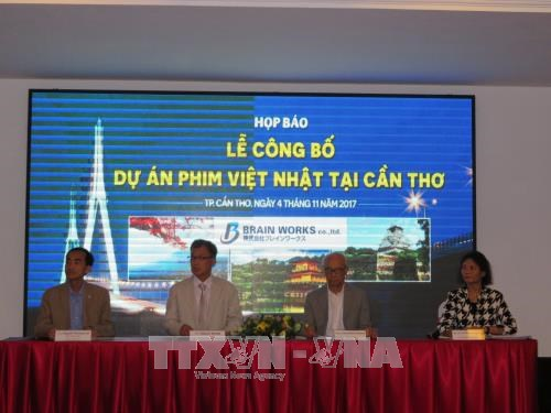 Japanese film to recall Can Tho bridge accident hinh anh 1