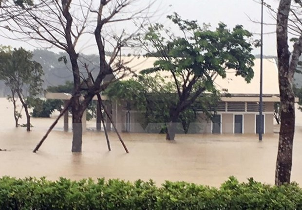 Public servants raise funds to support storm victims hinh anh 1