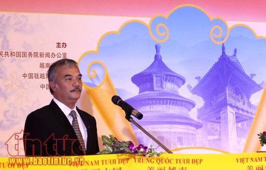 Photo exhibition displays Vietnam, China's beauty hinh anh 1