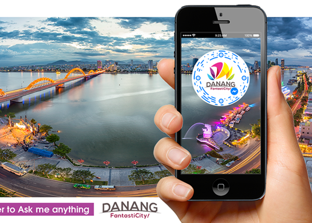 Da Nang: Chatbot on smart travel launched for APEC 2017 hinh anh 1