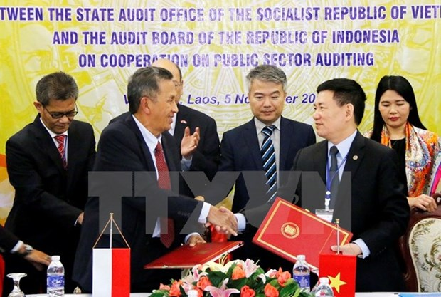 Vietnam, Indonesia step up audit cooperation hinh anh 1