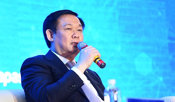 Cashless payment spotlighted at VEPF 2017 hinh anh 1
