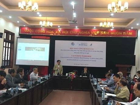 Report updates characteristics of Vietnam's rural economy hinh anh 1