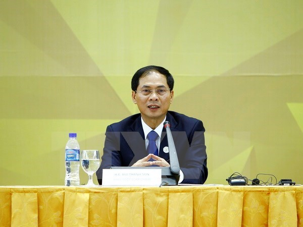 Cooperation orientations within APEC to be presented to ministers, leaders hinh anh 1