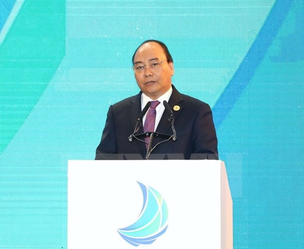 APEC 2017: Prime Minister's speech at Vietnam Business Summit 2017 hinh anh 1