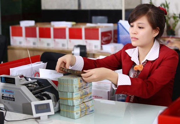 Reference exchange rate goes down by 3 VND hinh anh 1