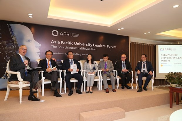 University leaders gather at APEC 2017 hinh anh 1