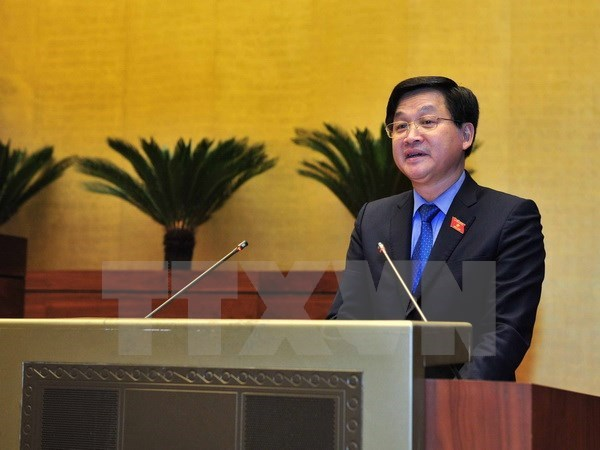 NA deputies discuss prevention of crime and corruption hinh anh 1