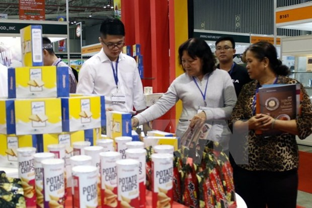 Vietfood & Beverage - ProPack 2017 expo opens in Hanoi hinh anh 1