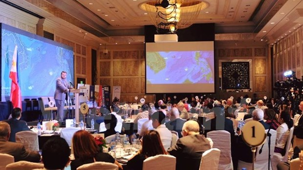 Manila conference discusses ASEAN leadership amid new world order hinh anh 1
