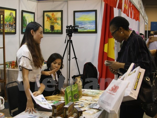 First Africa-ASEAN Business Expo opens in South Africa hinh anh 1