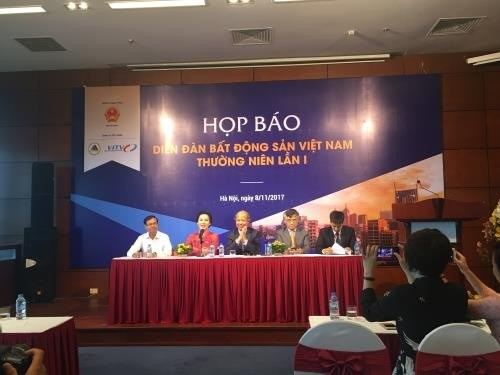 First Vietnam Real Estate Forum to be held hinh anh 1