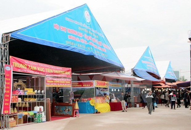 Vietnamese, Chinese deals hit 60 billion VND at int'l trade fair hinh anh 1