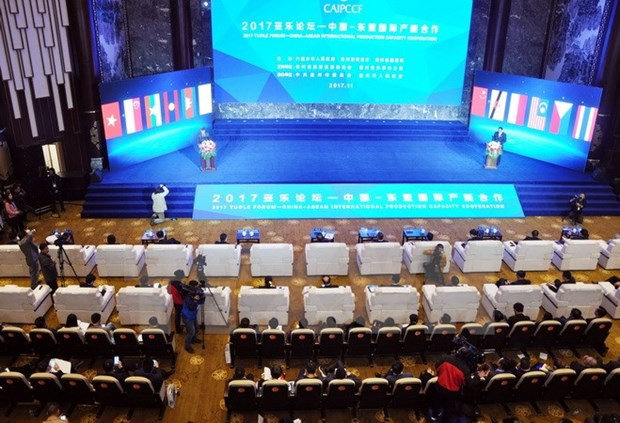 Forum seeks stronger ASEAN-China trade, investment ties hinh anh 1