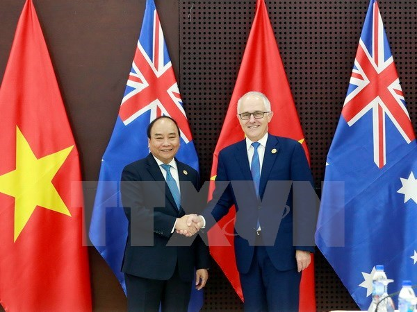 APEC 2017: Vietnam, Australia look towards strategic partnership hinh anh 1