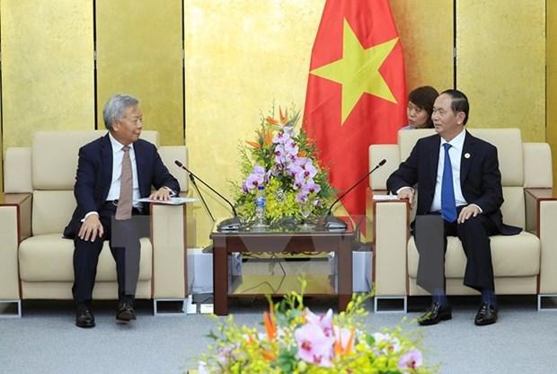 Vietnam wants AIIB to be effective regional development bank hinh anh 1