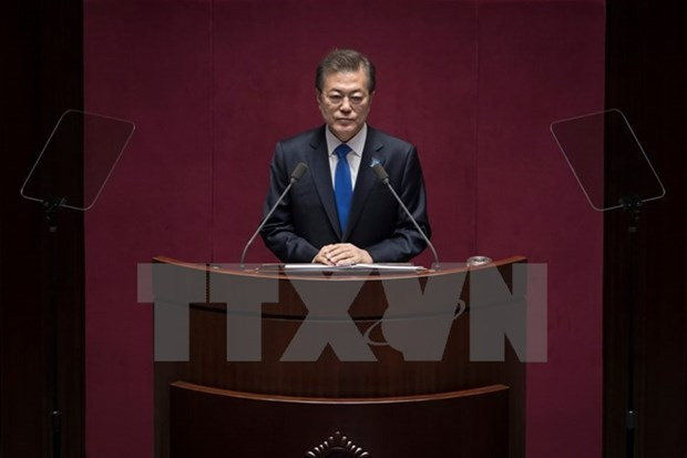 RoK President's new policy targets Southeast Asia hinh anh 1
