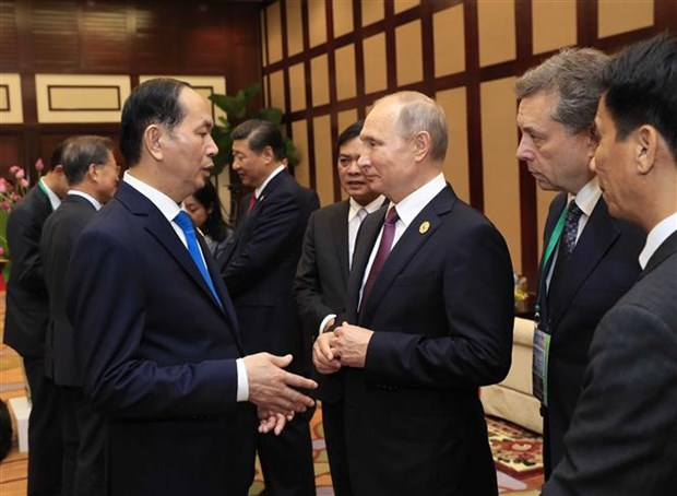APEC 2017: VN's initiative to host APEC-ASEAN dialogue welcomed hinh anh 1