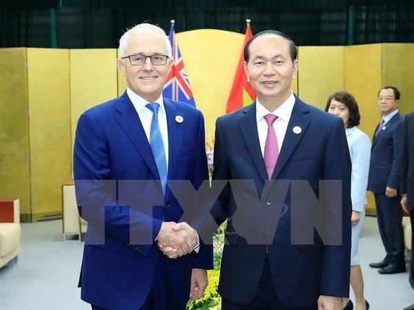 APEC 2017: Vietnam, Australia hold cooperation potential hinh anh 1
