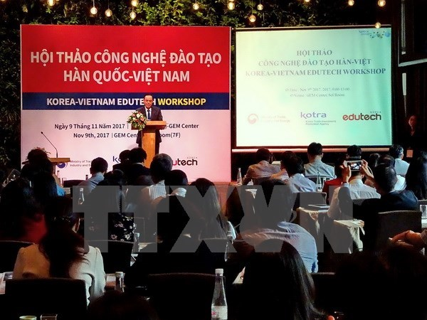 RoK bolsters investment in Vietnam's education hinh anh 1