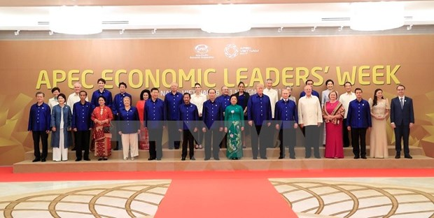 APEC 2017 Economic Leaders' Meeting – important event in the week hinh anh 1