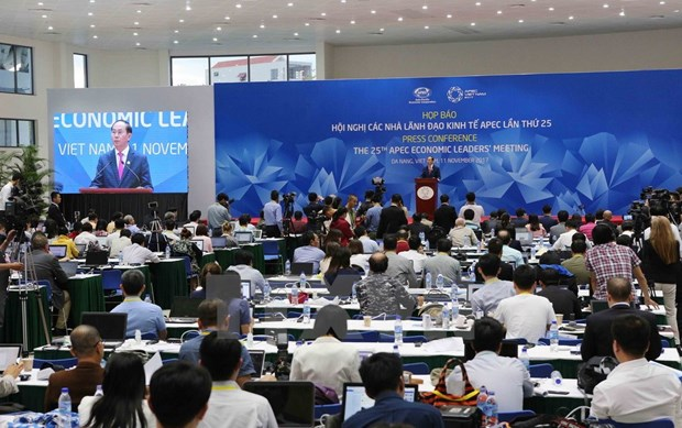 APEC 2017: Da Nang Declaration affirms determination to create APEC new dynamism hinh anh 1