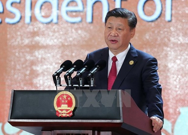 China calls for cooperation between APEC, ASEAN hinh anh 1