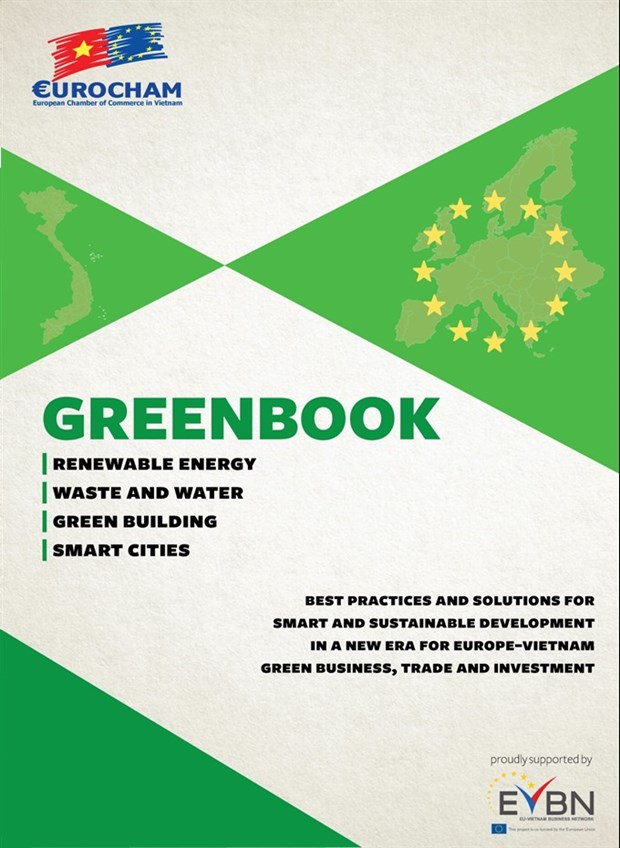 EuroCham launches first Greenbook edition, website in Vietnam hinh anh 1