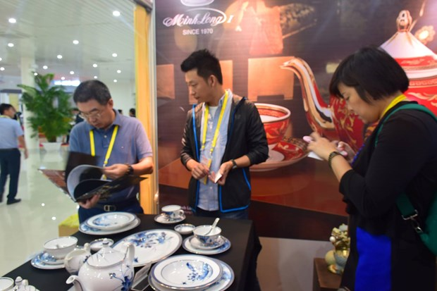 Minh Long – pride of Vietnamese ceramics at APEC 2017 hinh anh 3