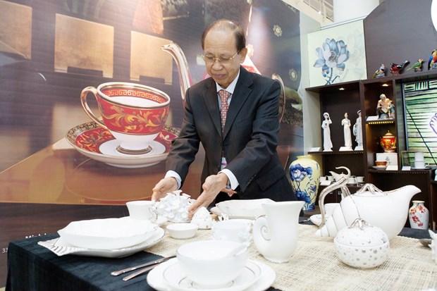 Minh Long – pride of Vietnamese ceramics at APEC 2017 hinh anh 5
