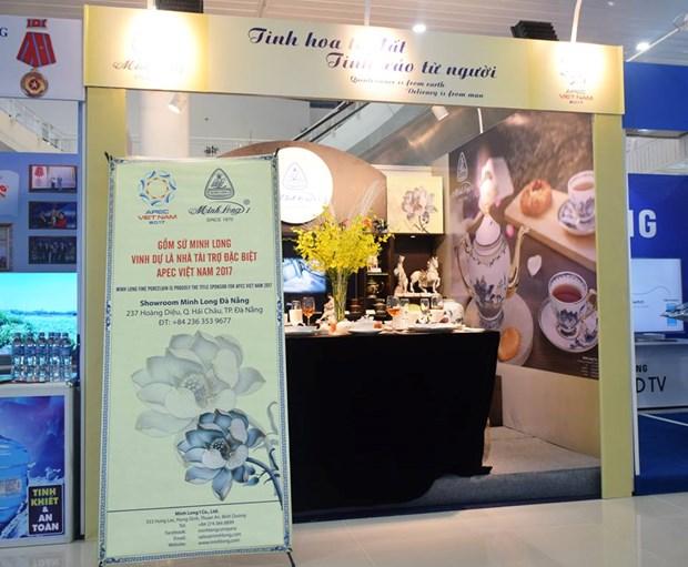 Minh Long – pride of Vietnamese ceramics at APEC 2017 hinh anh 6