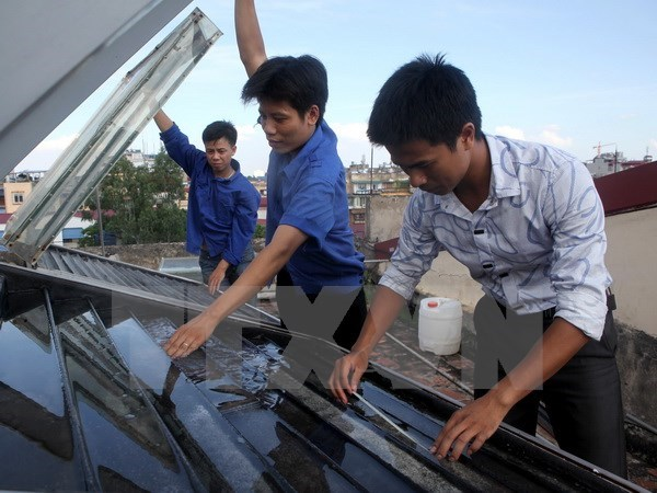 Centre for kids with disabilities gets solar power hinh anh 1