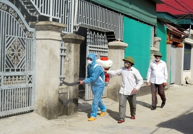 Community advised to keep vigilant on dengue hinh anh 1