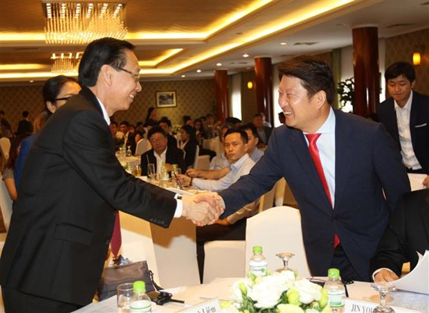 HCM City, RoK's Daegu forge stronger business collaboration hinh anh 1