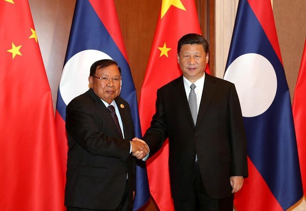 China, Laos agree to build community of shared future hinh anh 1