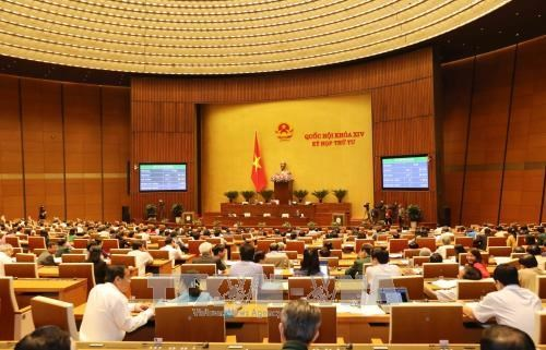 NA passes resolution on central budget allocation for 2018 hinh anh 1