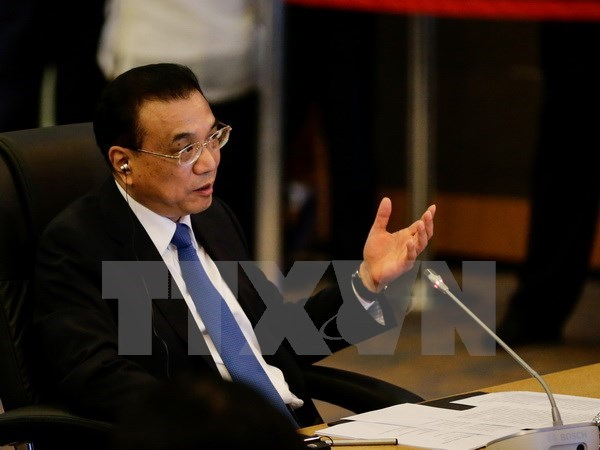 Malaysia praises Chinese Premier's statement on East Sea hinh anh 1