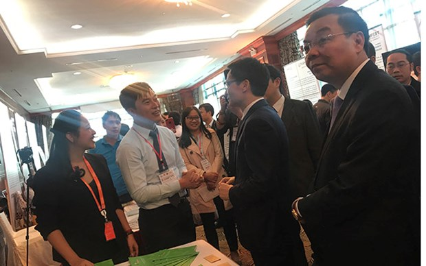 Techfest Vietnam 2017 opens in Hanoi hinh anh 1