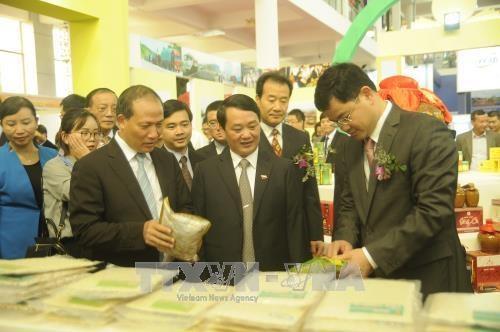 Deals worth 258 mln USD inked at Vietnam-China trade fair hinh anh 1