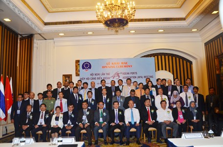 ASEAN Port Association meets in Ba Ria-Vung Tau hinh anh 1