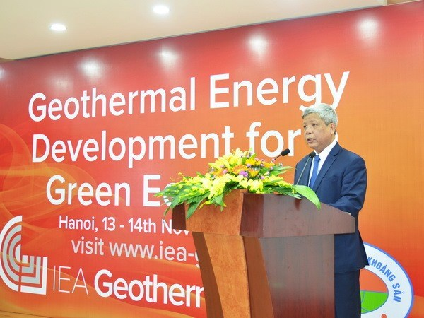 Deputy Minister urges geothermal research hinh anh 1