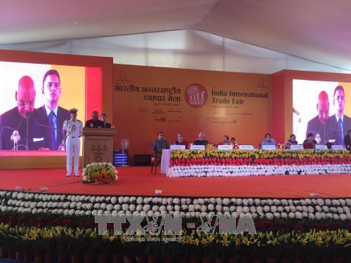 Vietnam attends India international trade fair hinh anh 1