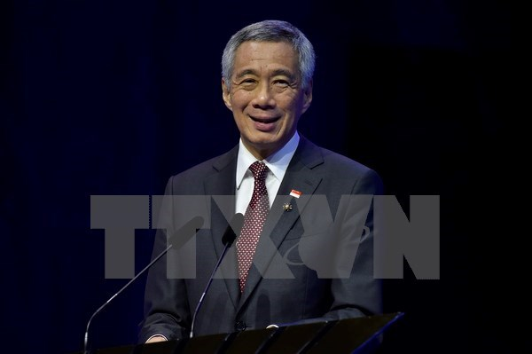 Singapore outlines priorities for ASEAN chairmanship in 2018 hinh anh 1